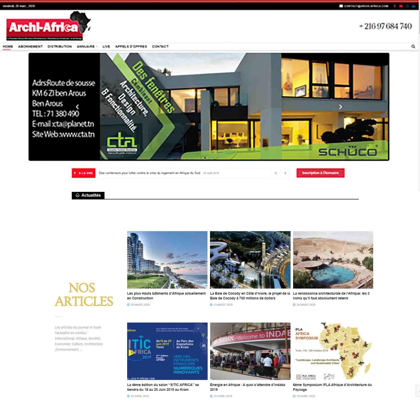 www.Archi-Africa.com